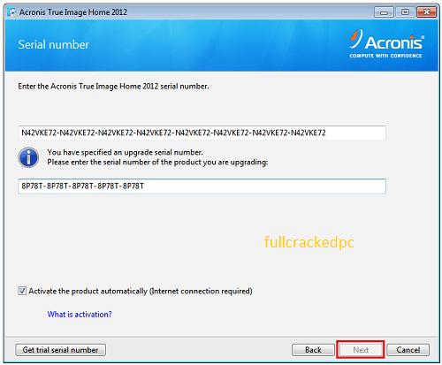 Acronis True Image 25.81 Build 39216 Crack Full Serial Key + Keygen
