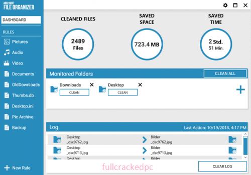Abelssoft File Organizer Crack v2.41.37 Free Download 2021