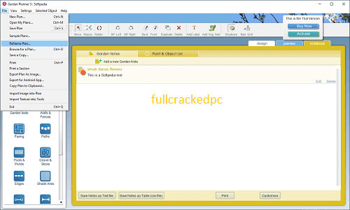 Garden Planner 3.7.82 Crack + Serial Key Free Download 2021