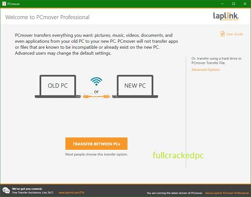 Laplink pcmover professional 12.0.0.58851 Crack + Serial Key [Latest]