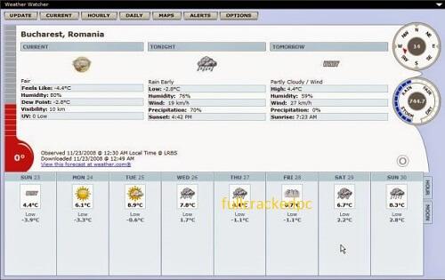 Weather Watcher Live 7.2.233 Crack + License Key Download 2021