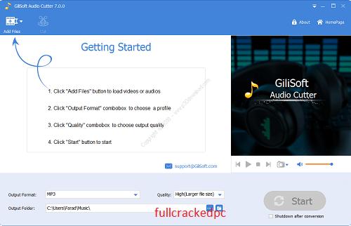 GiliSoft Audio Toolbox Suite Crack + Serial Key Full Download 2021