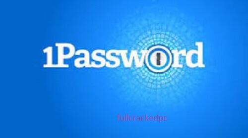 1Password 7.8.5 Crack + License Key Full Free Download 2021