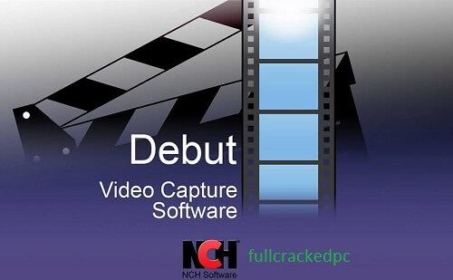 Debut Video Capture 7.42 Crack + Registration Code Free Download 2021