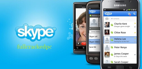 Skype 8.76.76.70 Crack 2021 With Product Key Free Download