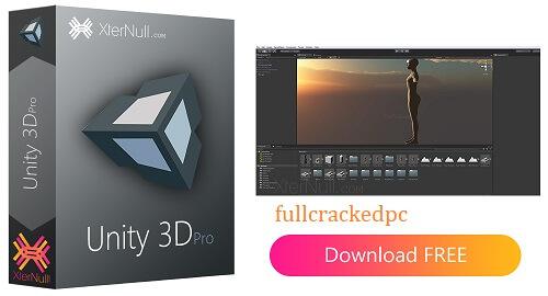 Unity Pro 2021.1.17 Crack Full Serial Number & Key 2021 Here