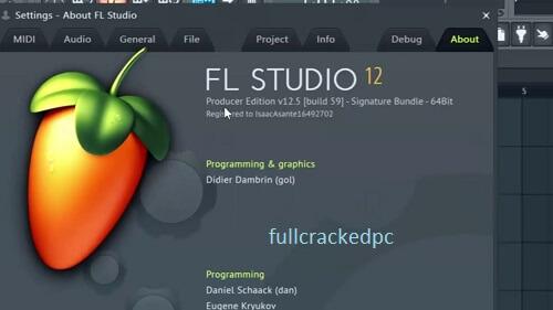 FL Studio 20.9.0 Crack + Keygen & Torrent Free Download 2021