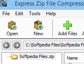 Express Zip Free Compression