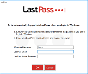 lastpass for windows