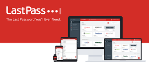 LastPass Free Password Manager