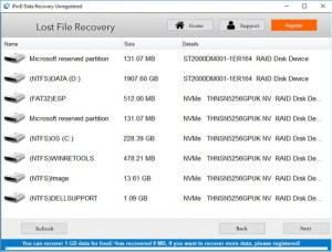 iFinD Data Recovery 5.3 2