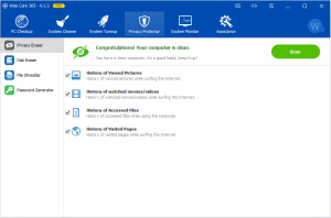 Privacy Eraser Free 4.39.0