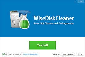 Wise Disk Cleaner 9.7.9.696
