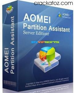 Aomei Partition Assistant Pro 7.5.1 Crack