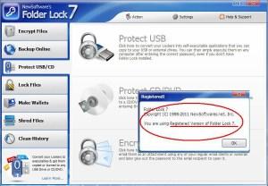 Folder Lock 7.7.9 Crack