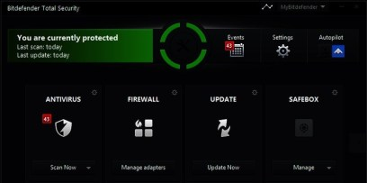 Bitdefender Total Security 2019 Build 23.0.22.97 crack