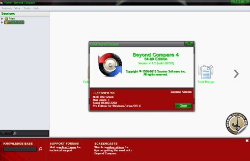 Beyond Compare 4.2.6 Build 23150 Key With Crack Full Download