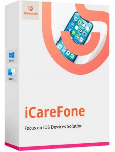 Tenorshare iCareFone 7.5.3 Crack With Serial Key {Win/Mac} Latest Version