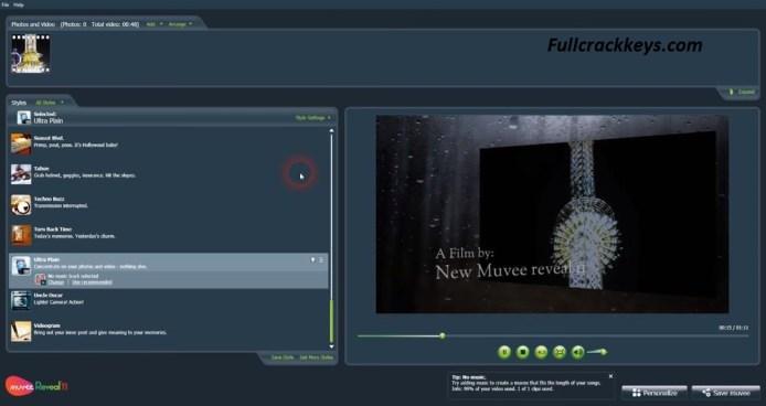 muvee Reveal Encore Crack 13.0.0.29340.3157 + Free Download 2021