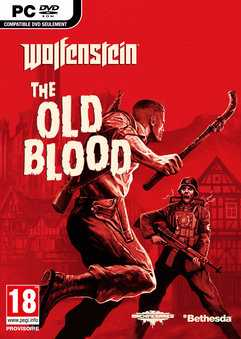 Wolfenstein The Old Blood logo