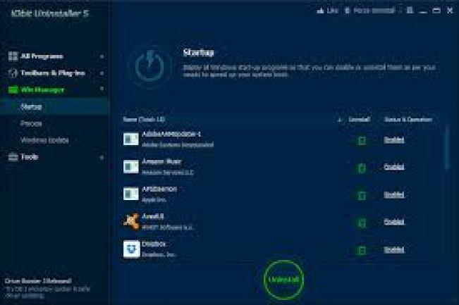 IObit Uninstaller Pro Crack 9.3.0.11 With Serial Key Full [Latest]