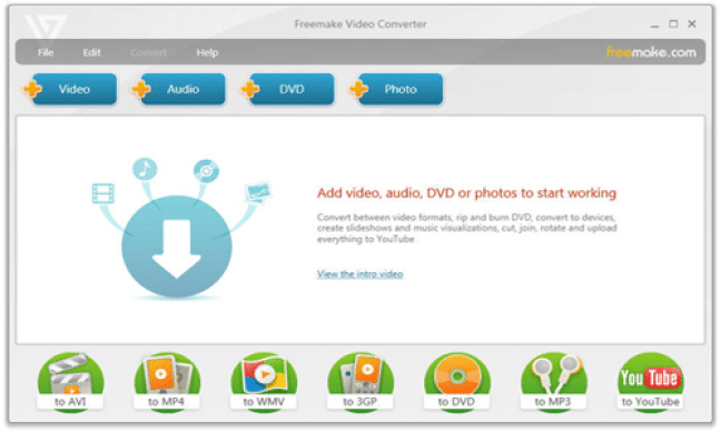Freemake Video Converter 4.1.11.26 Crack + Serial Key (Keygen)