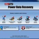 MiniTool Power Data Recovery 8.8 Crack & Serial Key (Full)