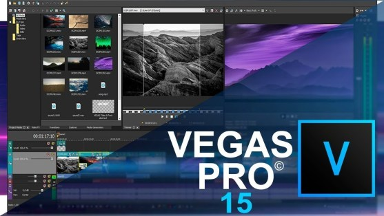 Sony Vegas Pro 15 Crack Torrent With Serial Number Latest