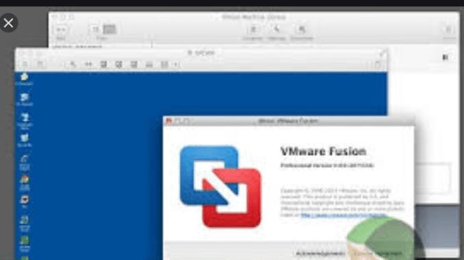 VMware Fusion Crack + License Key Full Version {Windows}