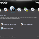 CyberLink Power2Go Crack Platinum 13.0.2024.0 Full Version Latest