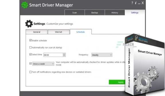 Smart Driver Manager 5.2.487 Crack + License Key 2021