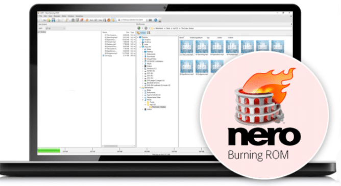 Nero Burning ROM 2021 Crack + Serial Key Download [Full]