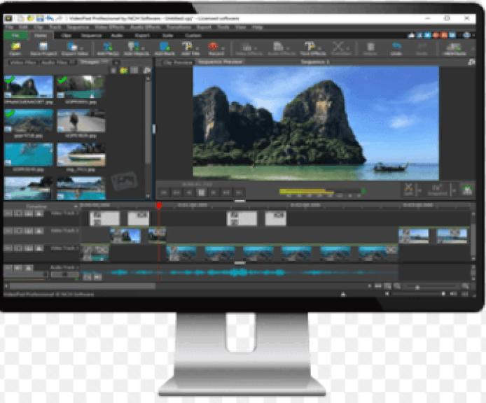 VideoPad Video Editor 10.17 Crack & Serial Key (Torrent)