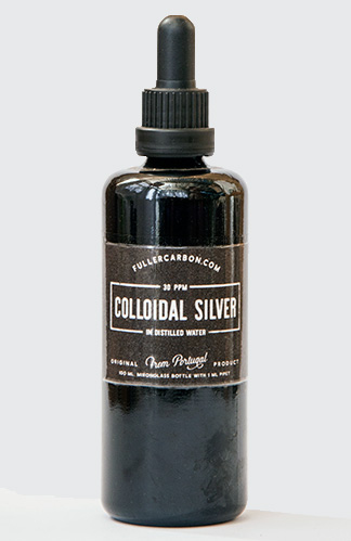 Colloidal silver 30ppm