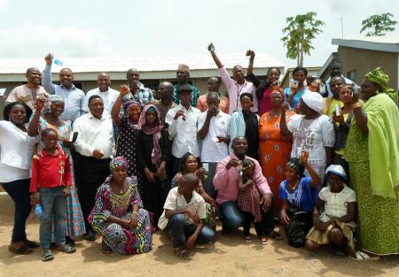 Nigeria holding keys