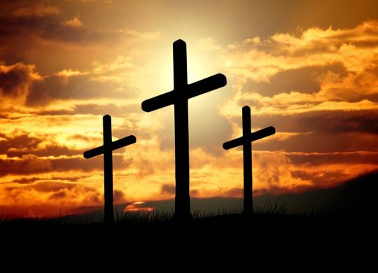 David Snell's Easter 2016 message: It's time to demonstrate our Christianity