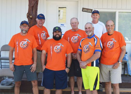 IN THE NEWS: Report from Fuller Center cyclists' stop in St. Anthony, Idaho