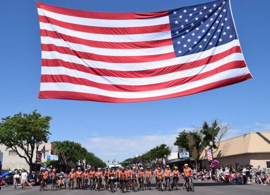 Congratulations, cyclists! Our 3,500-mile summer Bicycle Adventure is in the books