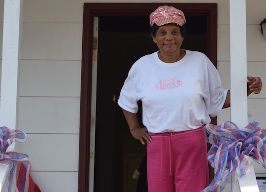 Americus woman transforms home into shelter for homeless veterans