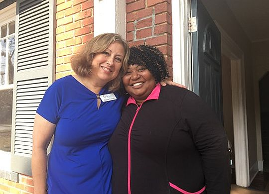 Hard-working single mother now has like-new home for holidays in Macon, Georgia