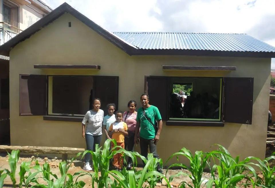 A FCH Madagascar home