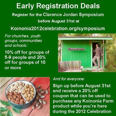Register Discounts