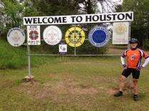 fuller center bicycle adventure spring ride - g houston