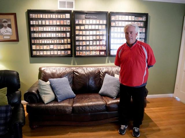 Brunelles Baseball Card Hall Of Fame Fullerton Observer