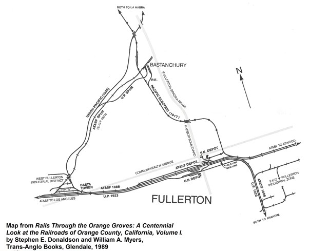 Fullerton, Rail Town Part 1: The Southern Pacific