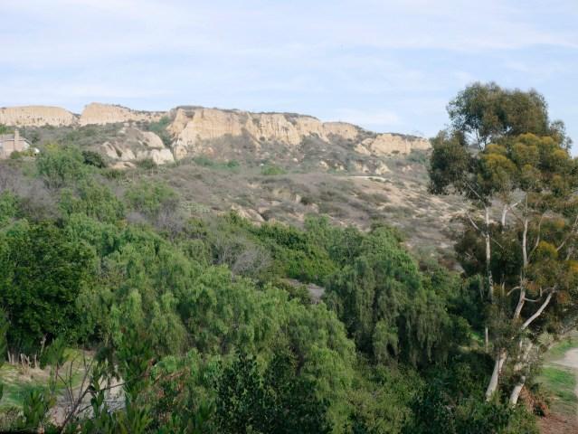 Hiking Trail off Rosecrans