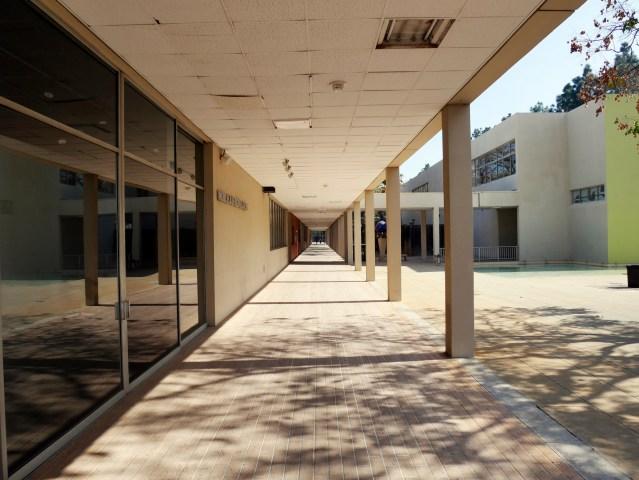Cal State Fullerton Visual Arts Building