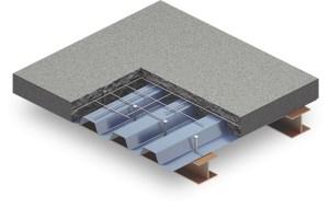 Detalhe Construtivo Steel Deck