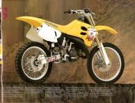 1995 Suzuki RM - RMX Brochure - Page 4