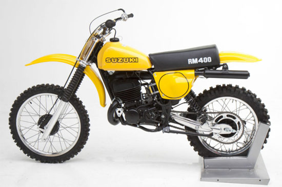 1978 Suzuki RM400